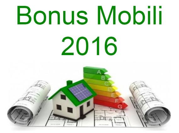 Senatore arredamenti azienda for Bonus mobili 2016
